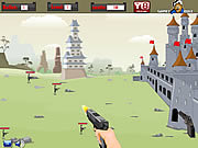 Defend Castle game