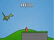 เล่นเกมฟรี Raptor Rampage