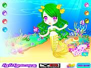 Play Little mermaid princess Game