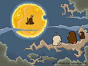 Watch free cartoon Mashimaro Rabbit Episode 3: Moon Smash