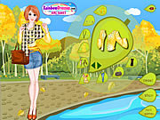 Play Autumn in gold Game