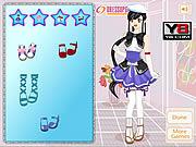 Anime Dress Up game
