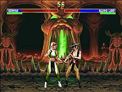 Mortal Kombat 3 oyunu