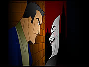 Watch free cartoon V for Vendetta: The Vigilante