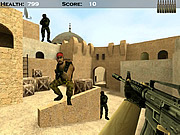 Play Counter strike revenge Game