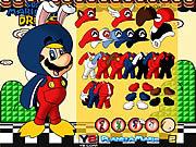 Jogar jogo grátis Mario Bros Dress Up