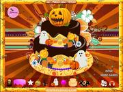 Halloween Cake Design game