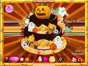 Halloween Cake Design game