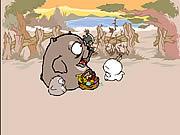 Watch free cartoon Mashimaro Rabbit Episode 2: Boogaloo and Booma Picnic