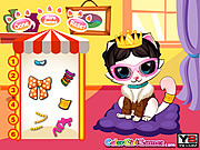 Play Kitten salon Game