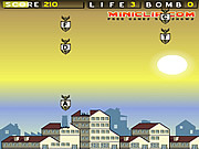 Alpha Attack game