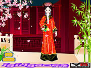 Pretty Chinese Princess game