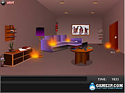 House on fire game