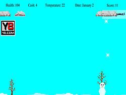 Snowman Survive game