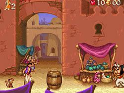 Aladdin (1994) game