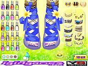 Foot Fashion Show game