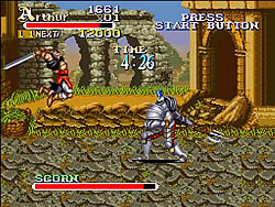juego Knights of the Round (1994)