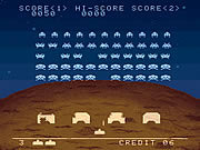 Play Space invaders 1996 Game