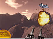 Mars Massacre 3D game