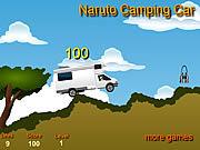 Naruto Camping Car game