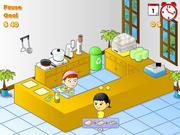 Noodle Restaurant game