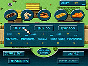 Play Street foods Game