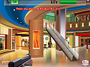 Shopping Mall Shooting game