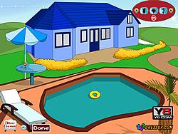 Swimming Pool Decoration game