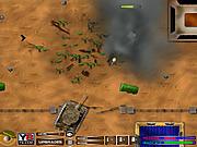 Tank Warfare game