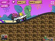 Spongebob Crab Delivery game