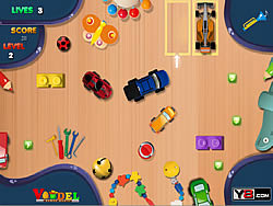 Toy Car Parking game