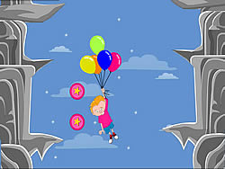 Balloon Fly game