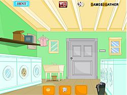 Gathe Escape-Laundry House game