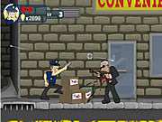 Gangster Pursuit game
