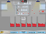 Boodoo Escape Laboratory game