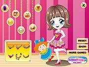 Play Cupcake doll Game