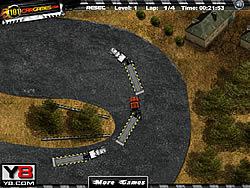 18 Wheels Racing game