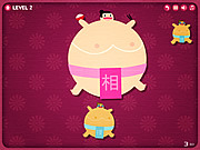 Play Hungry sumo Game