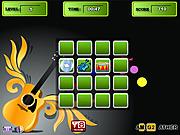 Musical Memory game