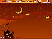 Play Halloween smash g2d Game