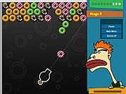Doughnut Shooter game