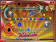 Pinboliada game