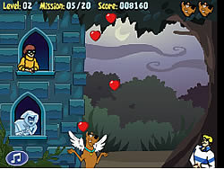Scooby-Doo Love Quest game