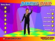 Dancing Blair Miniclip game