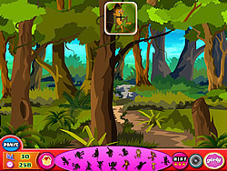 Monkey Hidden Game game