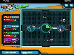 Ratchet & Clank All 4 One: 8-Bit minimayhem game