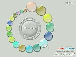 Touch the Bubbles 2 game