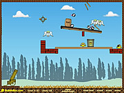 Play Roly poly cannon Game