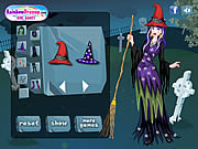 Play Spider witch Game
