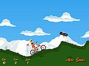 Naruto Bicycle Game game